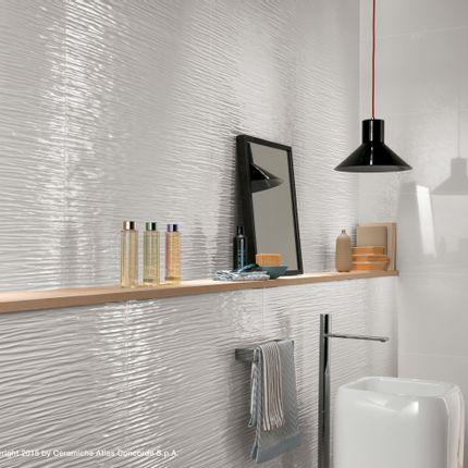 Revêtements muraux - 3D WALL DESIGN | Sinuous Motifs - ATLAS CONCORDE