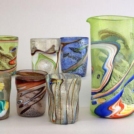 Glass - Glasses Fantasy - MURANO DESIGN