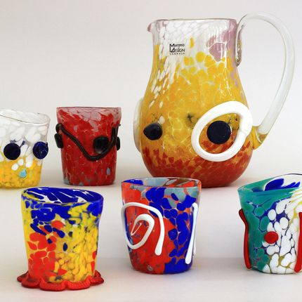 Glass - Glasses Gaudi - MURANO DESIGN