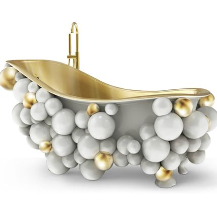 Bathtubs - Newton Bathtub - MAISON VALENTINA