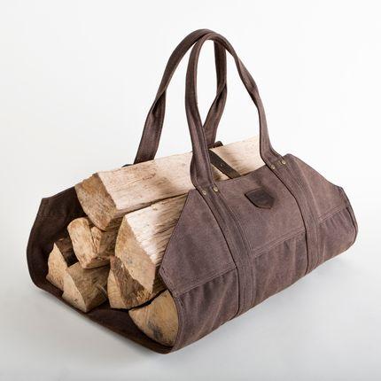 Bags / totes - Log Bag LUMBERJACK - ALASKAN MAKER
