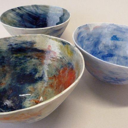 """Gift - """" Chagalle"""" bowl - POTOMAK STUDIO"""