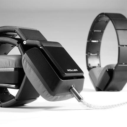 Bijoux - LUZLI ROLLER MK01 BLACK - LUZLI