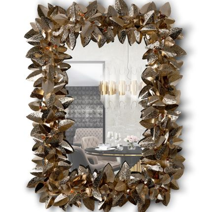 Mirrors - MCQUEEN RECTANGULAR - LUXXU HOME