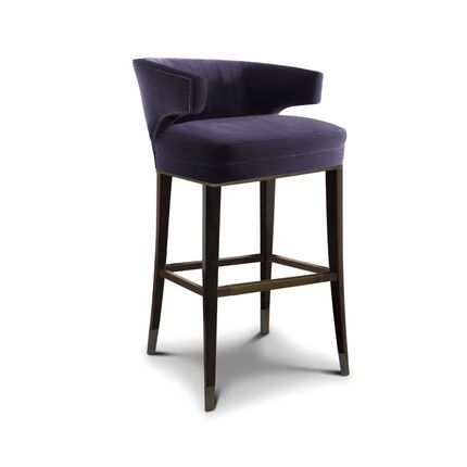 Chairs - IBIS | BAR CHAIR - BB CONTRACT