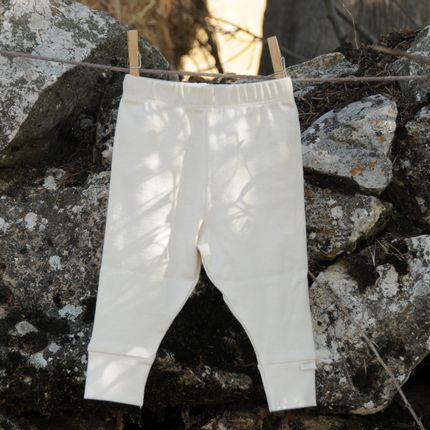 Homewear - Organic Cotton  Baby Pants - NATURABORN