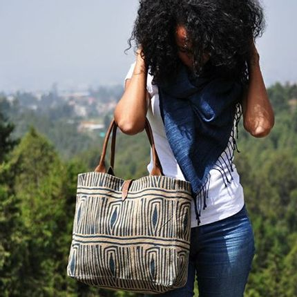 Bags / totes - Silk bangles - DANA ESTELINE