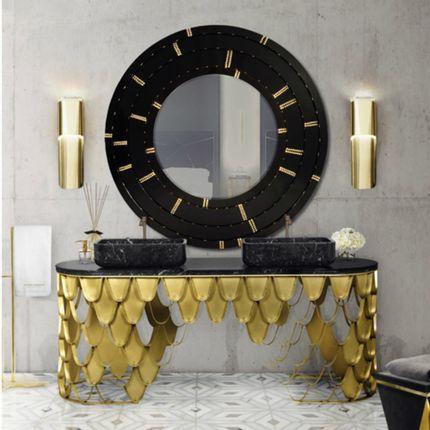 Mirrors - Blaze Mirror - MAISON VALENTINA