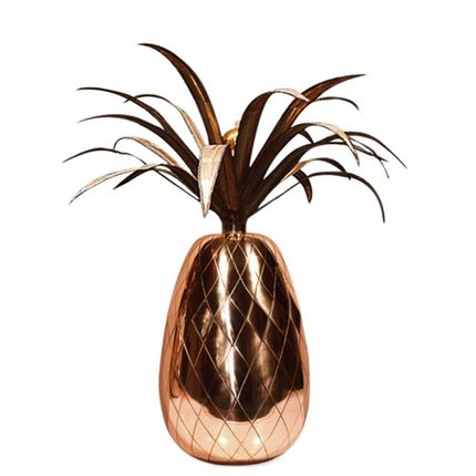Table lamps - Miranda Pineapple Table Lamp - ESSENTIAL HOME