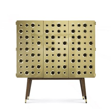 Consoles - Monocles Cabinet - ESSENTIAL HOME