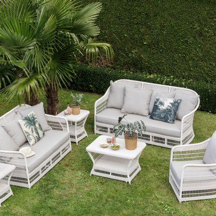 Lawn sofas   - BIARRITZ sofas - KOK MAISON