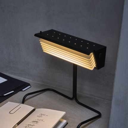 Éclairage LED - Lampe Biny Table - DCW EDITIONS