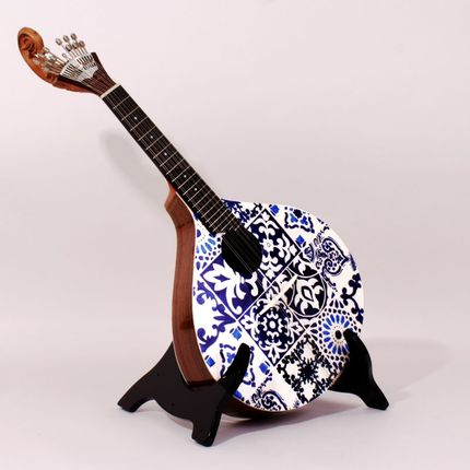 Unique pieces - Azulejo IV Guitar - MALABAR