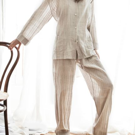 Homewear - Pyjamas en Coton - KHADI AND CO.