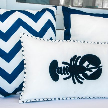 Settees - Seaside Cushions - FEBRONIE