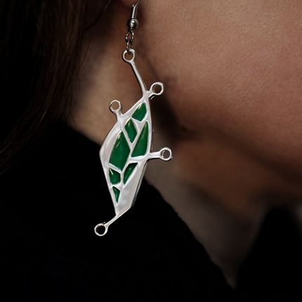 Jewelry - BOTANIA Nora Earrings - KAI DESIGN STUDIO