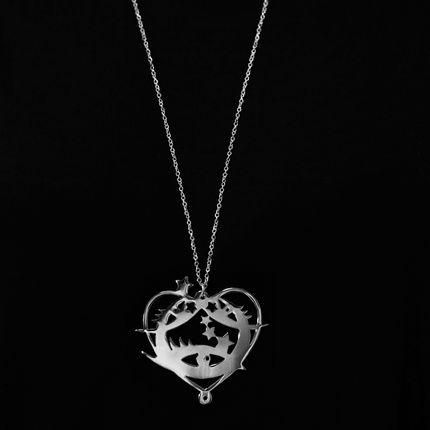 Jewelry - CELESTIA Lucia Pendant Necklace - KAI Design Studio