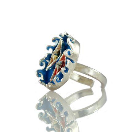 Jewelry - OCEANIA Irene Ring - KAI DESIGN STUDIO