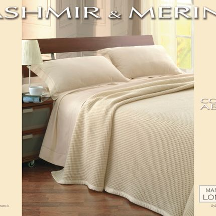 Bed linens - BLANKET ABEILLE - LOMBARDA TRAPUNTE S.R.L.