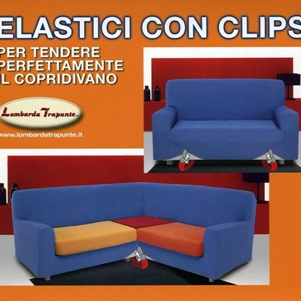 Homewear - SEAT COVER, SOFA CUSCION COVER, NEW YORK   - LOMBARDA TRAPUNTE S.R.L.