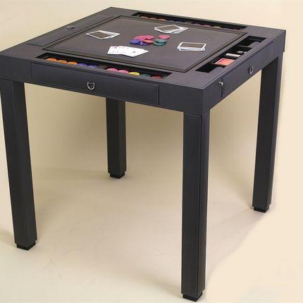 Card tables - BACKGAMMON TABLE - ROMAGNOLI RENZO