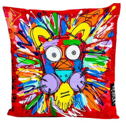 Cushions - Pillow LE ROI TOTO by David FERREIRA - ARTPILO