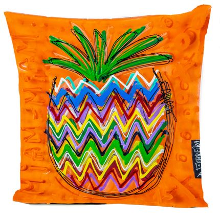 Cushions  - Pillw ANANAS by David FERREIRA - ARTPILO