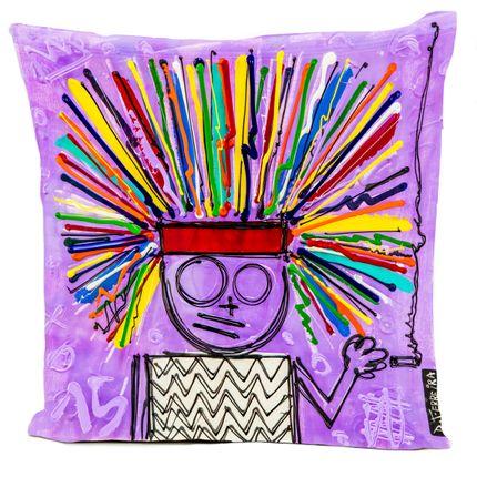 Cushions - Pillow HUG TOTO by David FERREIRA - ARTPILO