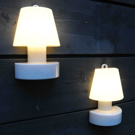 Garden accessories - Bloom wall lamp - BLOOM