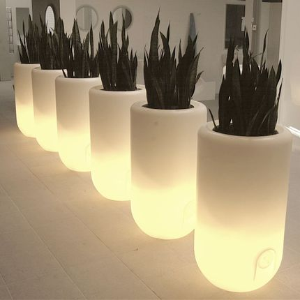 Lampadaires de jardin - pill pot - BLOOM