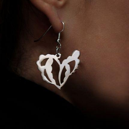 Bijoux - Boucles d'oreilles BOTANIA Lois - KAI DESIGN STUDIO