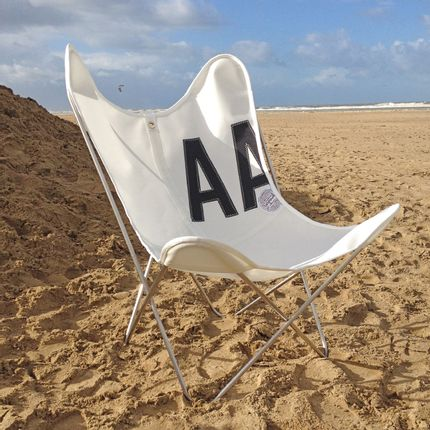 Armchairs - VENT D'OUEST AA CHAIR - AIRBORNE