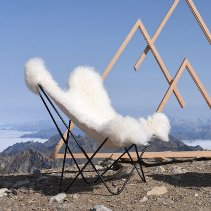 Armchairs - THE LHASSA AA CHAIR - AIRBORNE