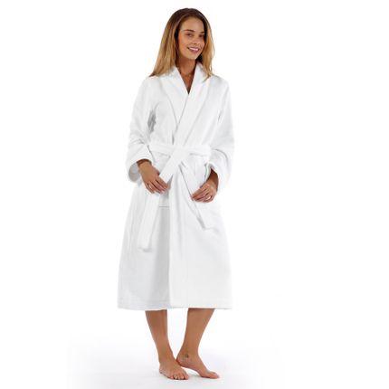 Homewear - Santana Bathrobe & Slippers - CASUAL AVENUE