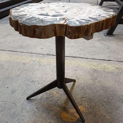 Stools - Metal foot stool - WILD-HERITAGE.COM