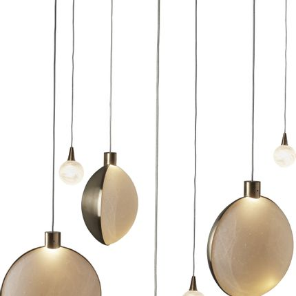 Hanging lights - Lune & Satellite - DCW EDITIONS