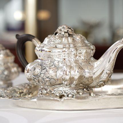 Cutlery service - silverware - JAROSINSKI & VAUGOIN
