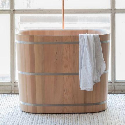 Meubles pour salles de bains - Bathtub OFURO - MAOMI