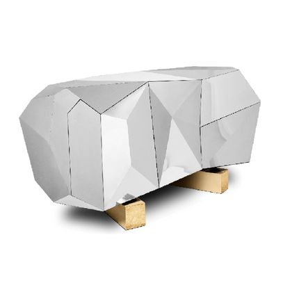 Sideboards - DIAMOND PYRITE Sideboard - BOCA DO LOBO