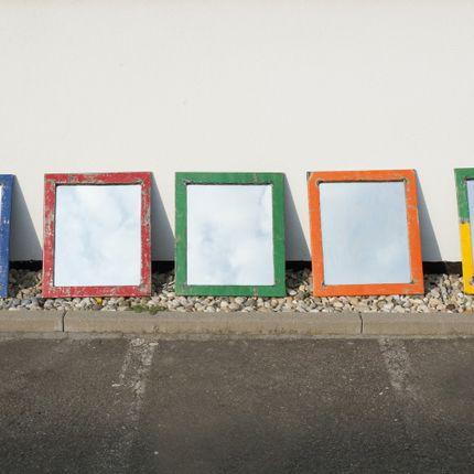 Mirrors - Barrel miror - MOOGOO CREATIVE AFRICA