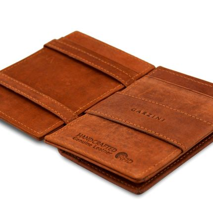 Leather goods - Garzini Essenziale Magic Coin Wallet - GARZINI