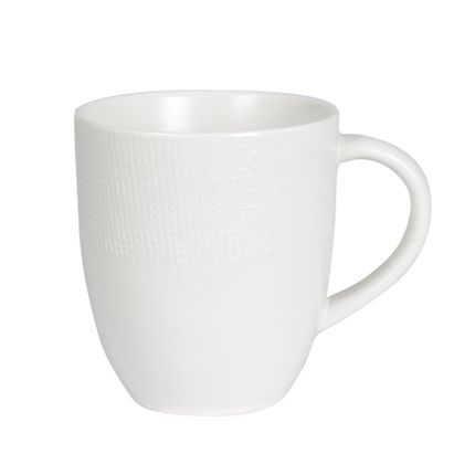 Tasses et mugs - MUG 30 CL VESUVIO BLANC - TABLE PASSION - BASTIDE