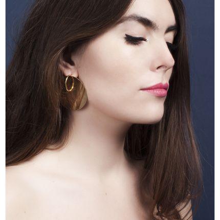 Bijoux - Les Astres métal XL - HELMUT PARIS