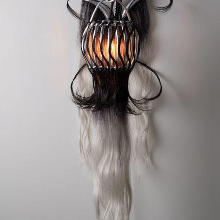 Wall lamps - WOUSHI - MICKI CHOMICKI HAIR BRUT