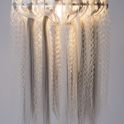 Hanging lights - ECHO SEEKER - MICKI CHOMICKI HAIR BRUT