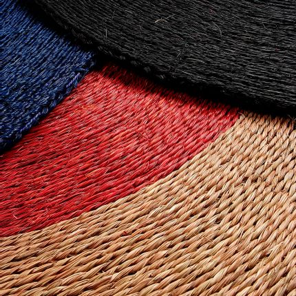 Design - Floormats from african grass - DANYÉ