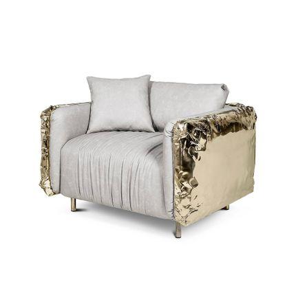 Armchairs - IMPERFECTIO Armchair - BOCA DO LOBO