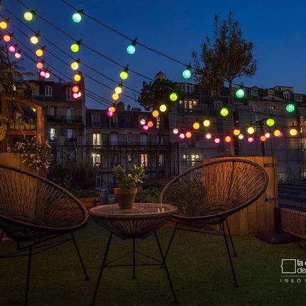 Lawn armchairs - la Guinguette - LA CASE DE COUSIN PAUL