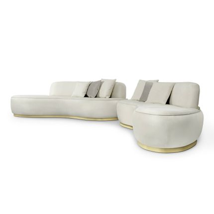 Homewear - ODETTE Sofa - BOCA DO LOBO