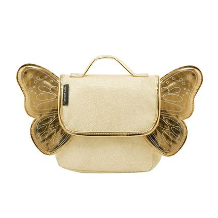 Children's fashion - SAC PAPILLON - CARAMEL&CIE